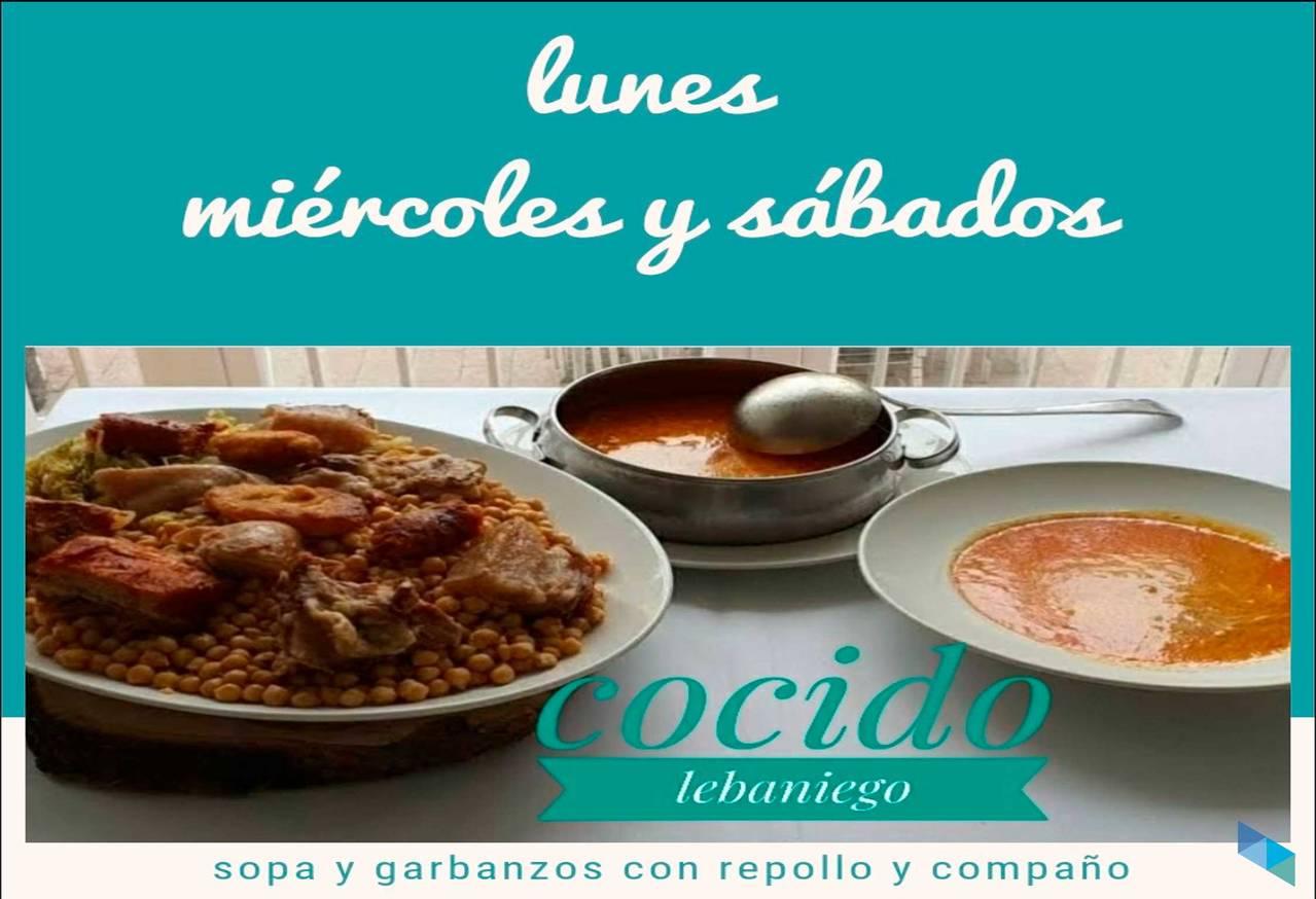 """The best Lebaniego stew is back"" El Castellano Restaurant"