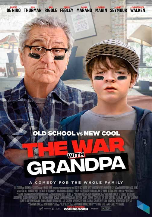 At war with my grandfather