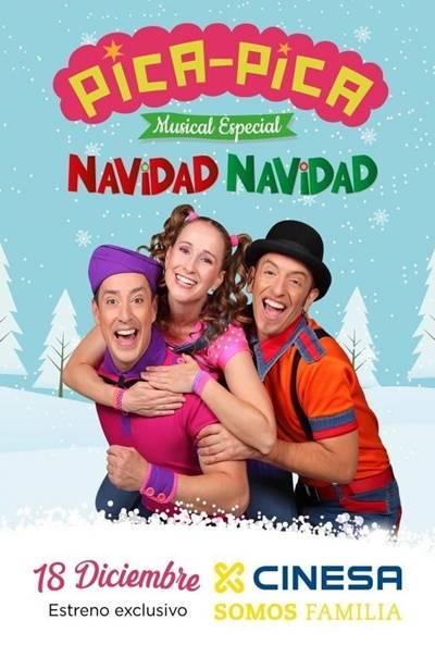 Pica Pica Musical Special Christmas Christmas