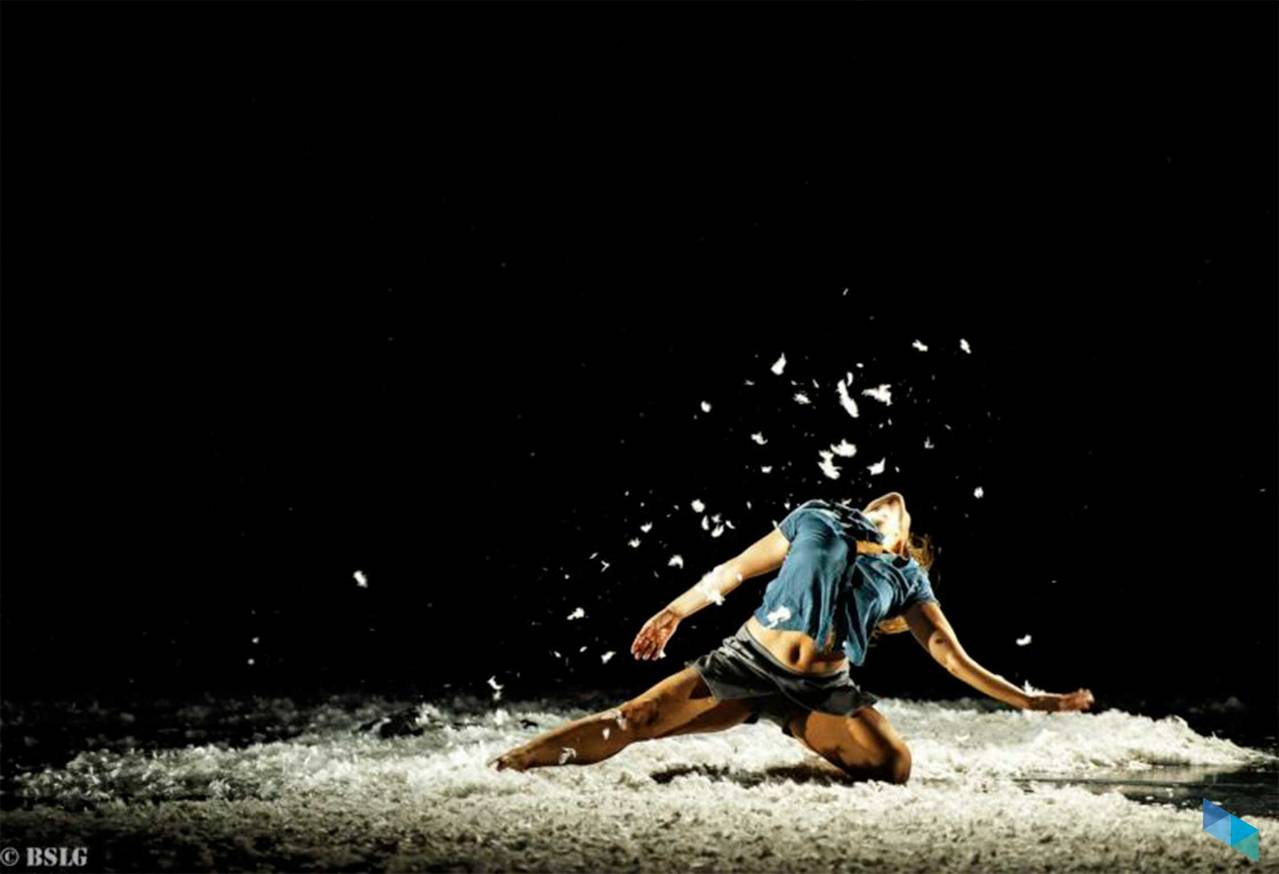 """Landscapes of the body"". Quarterly Workshop of Contemporary Dance"