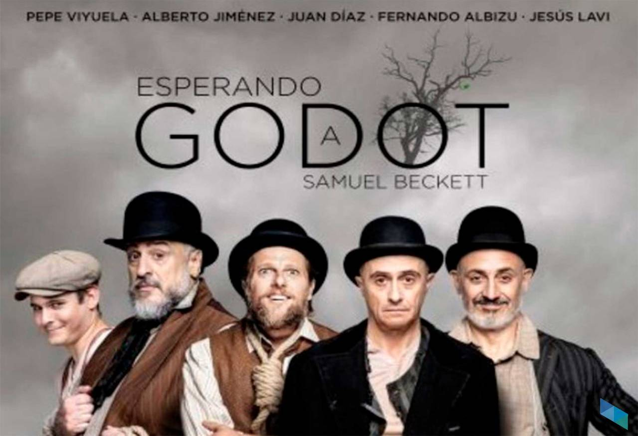 "Antonio Simón conducts ""Waiting for Godot"" by Samuel Beckett"