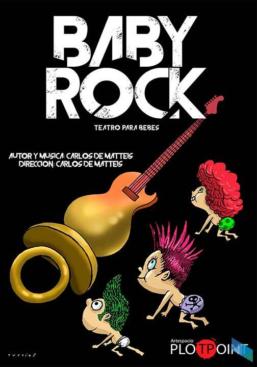 """Baby Rock"", con Plot Point"