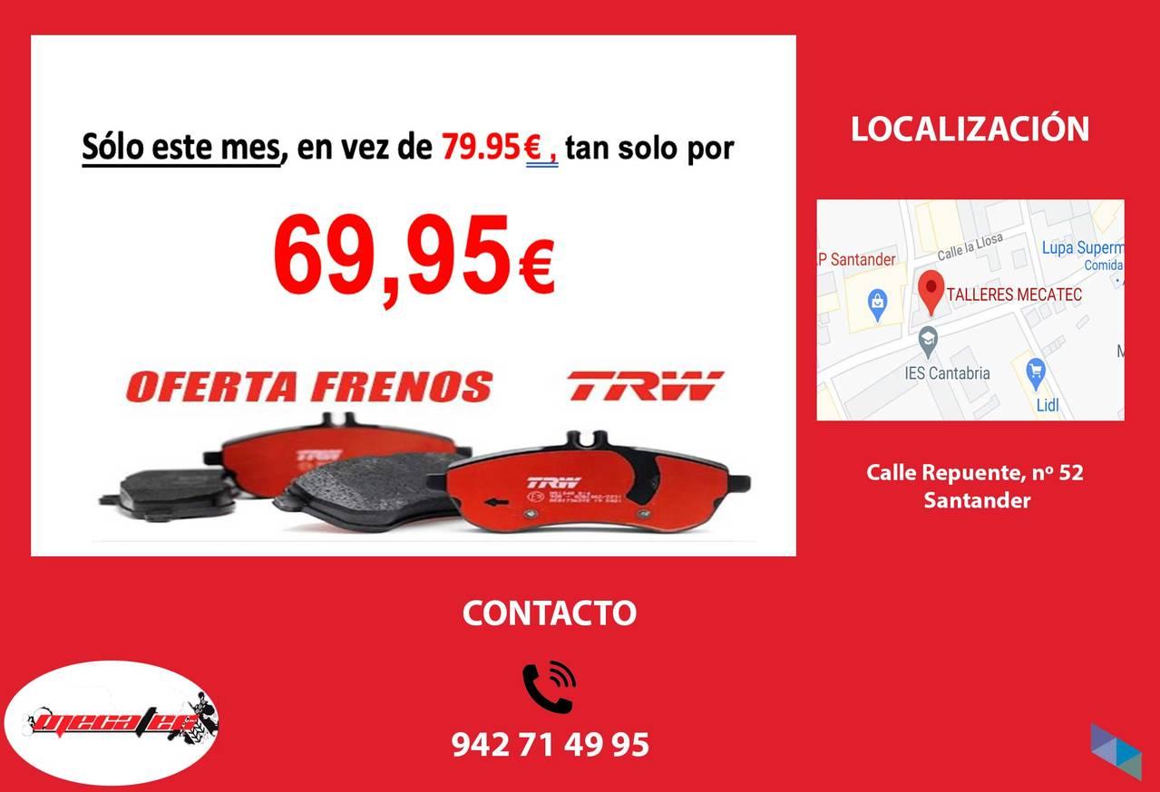 """""""Promotion in brakes"""" Mecatec Workshop"""