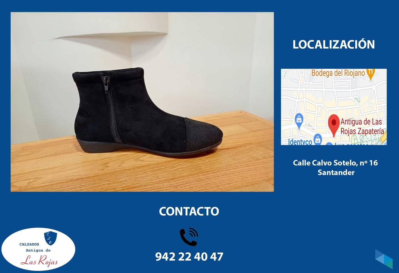 """Vuladi brand lycra slipper"" Calzados Antigua Las Rojas"