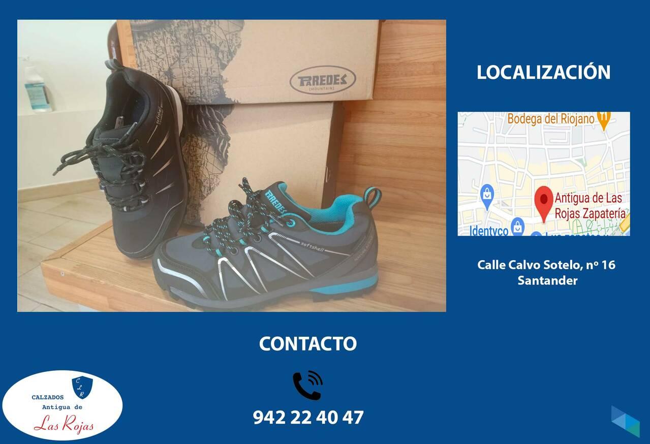 """Men's boot"" Calzados Antigua Las Rojas [2] [2]"