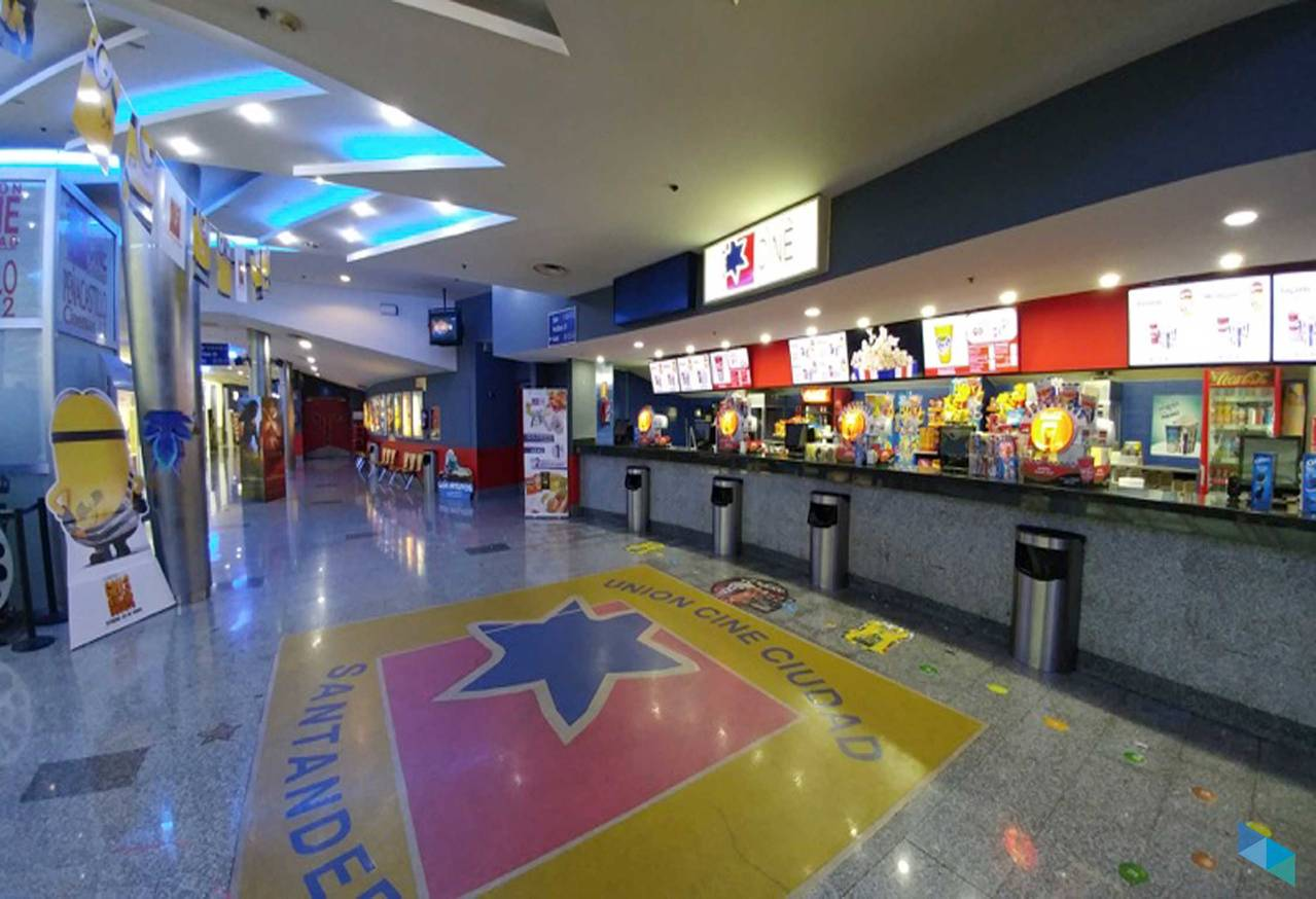 Cinema Peñacastillo (Carrefour)