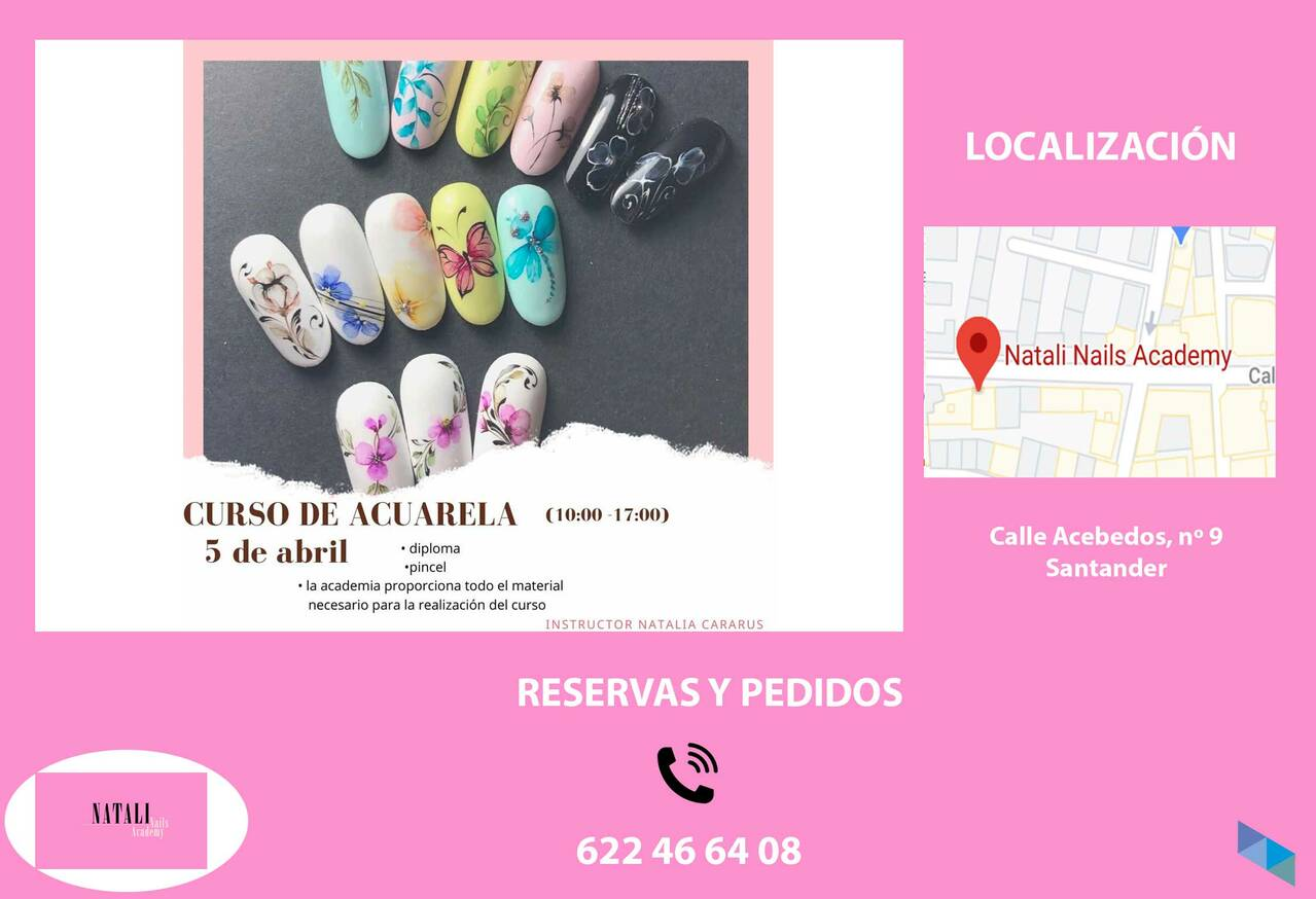 """Discover our new enamels"" Natali Nails [2] [2]"