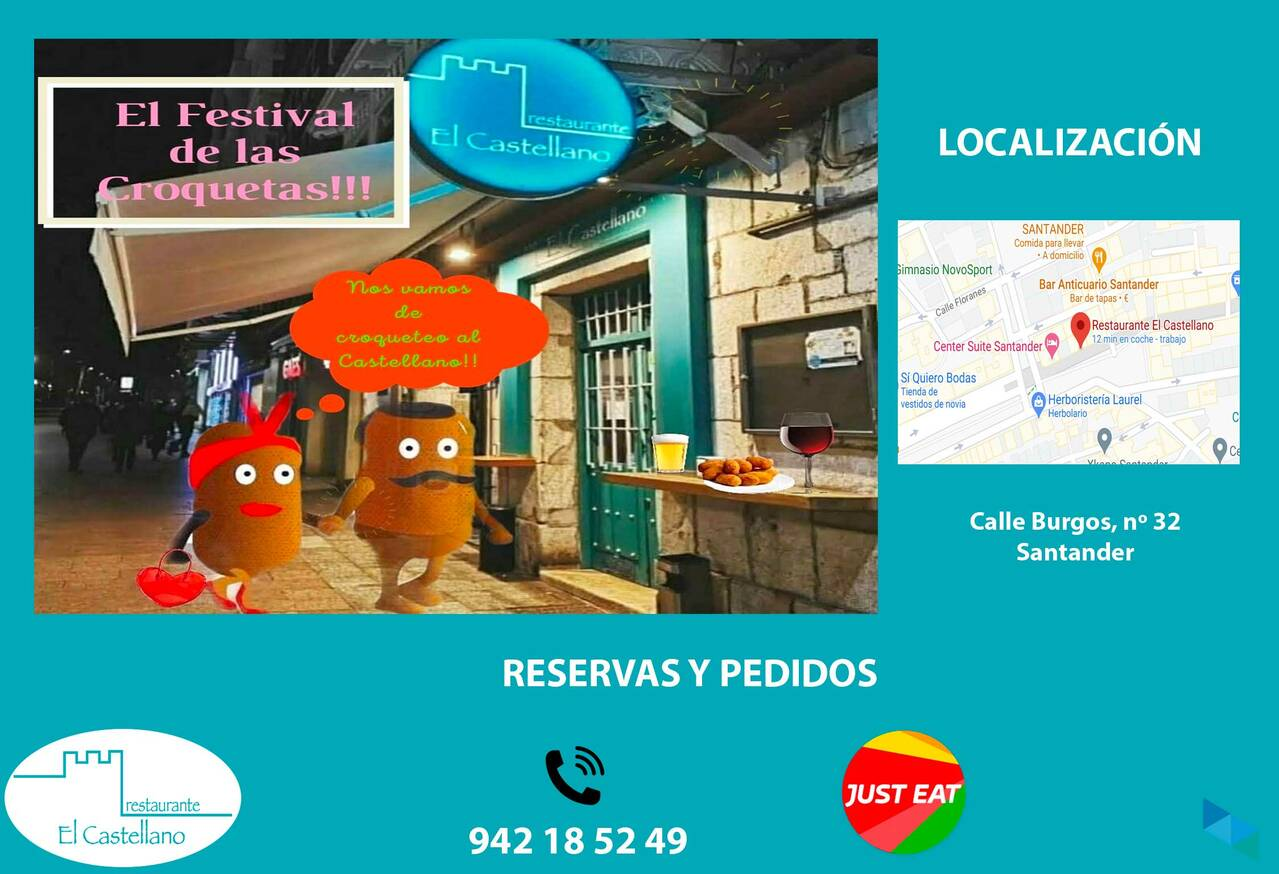 """Now in Glovo"" El Castellano Restaurant [2] [2] [2]"
