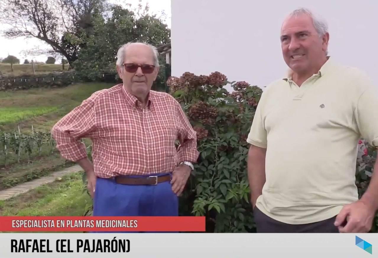 Episodio 2: Planta Medicinales con Rafael EL PAJARÓN - Cantabria Viva
