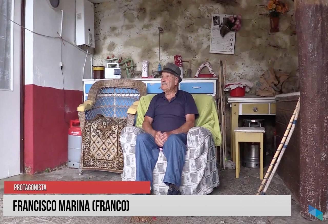 "Episodio 3: Franciso Marina ""Franco"" - Cantabria Viva"