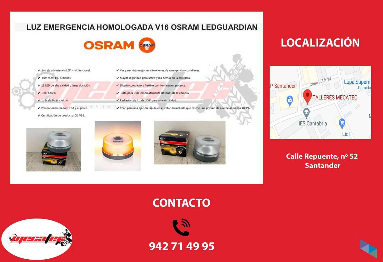 """""""Emergency light"""" Mecatec Workshop"""