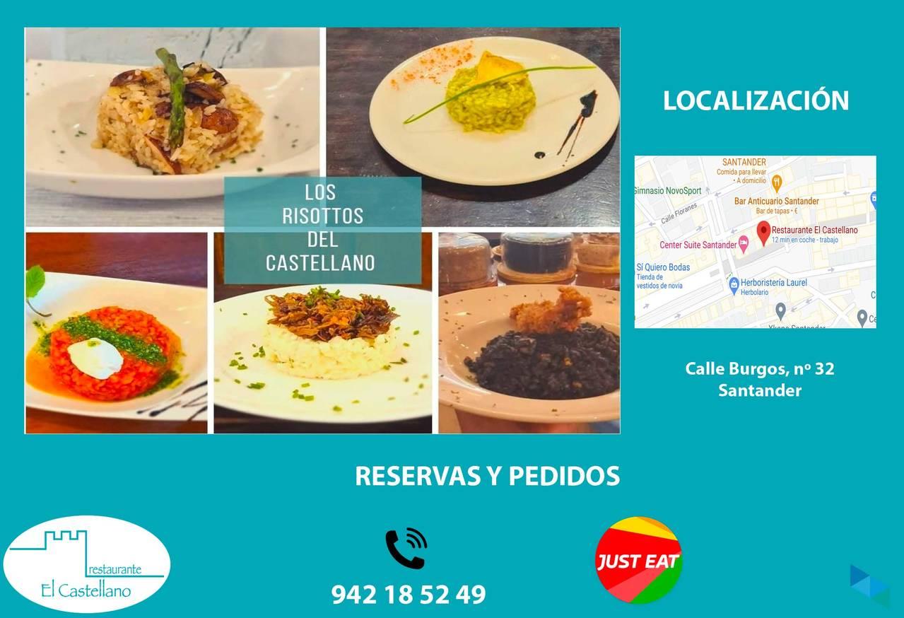 """""""The best traditional cuisine"""" El Castellano Restaurant"""