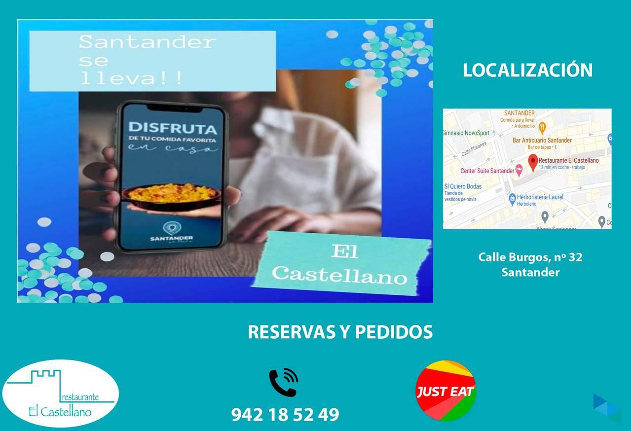 """""""New platform"""" El Castellano Restaurant"""