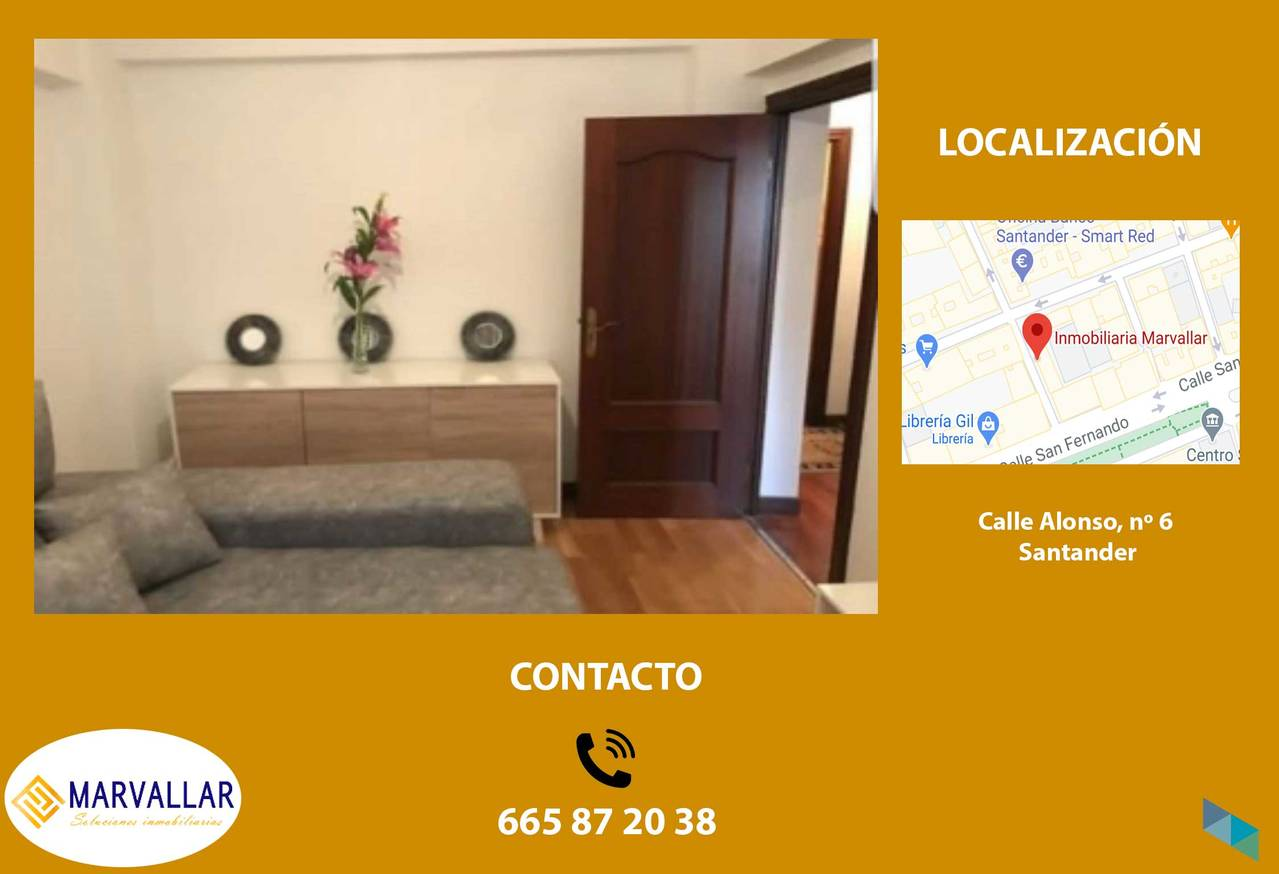 """Apartment for sale in the University Area"" Marvallar Inmobiliaria"