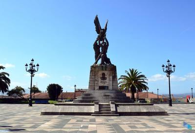 Plaza of Mexico
