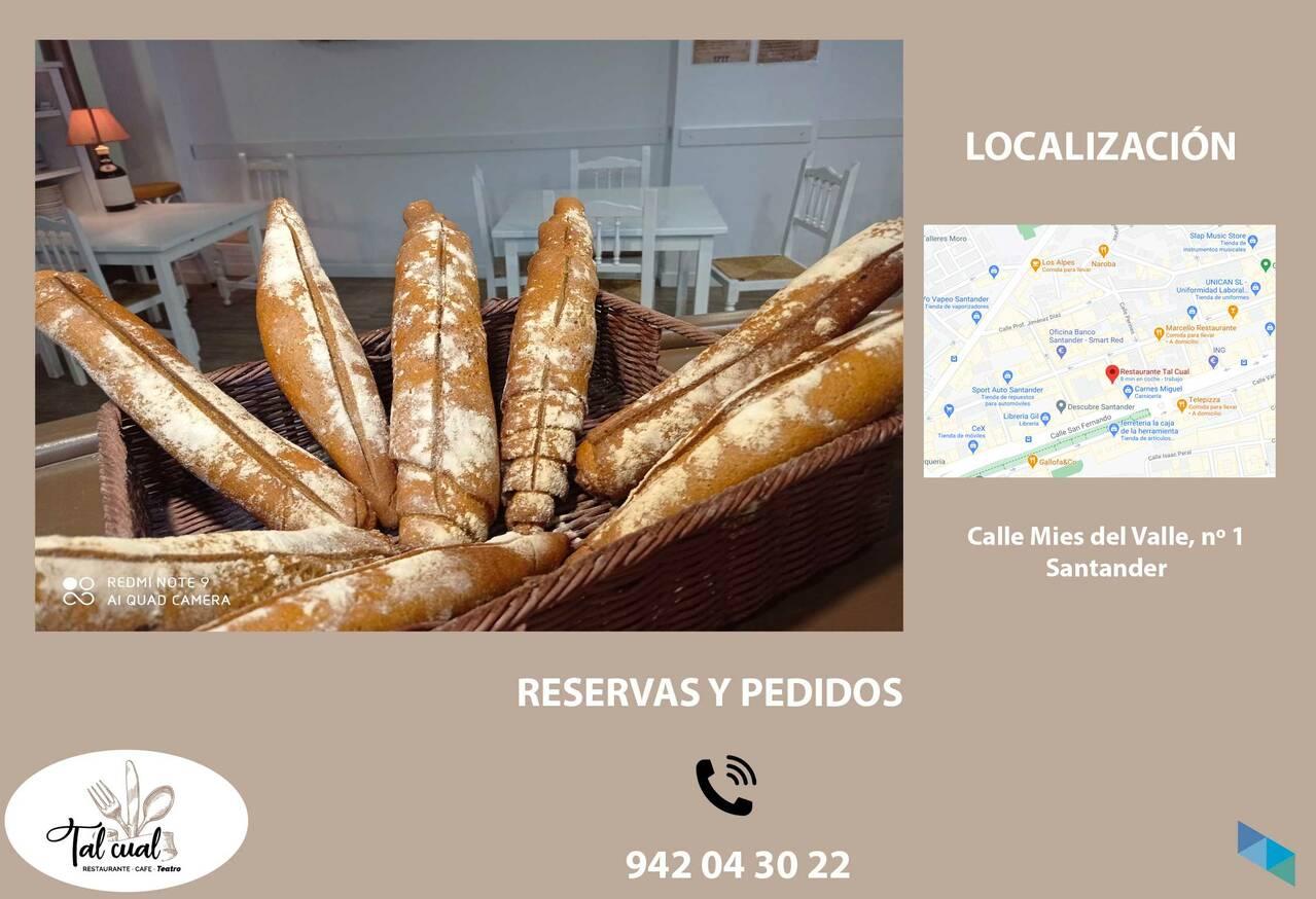"""Try our incredible dessert Las Carolinas"" Tal Cual Restaurant [2] [2] [2] [2] [2]"