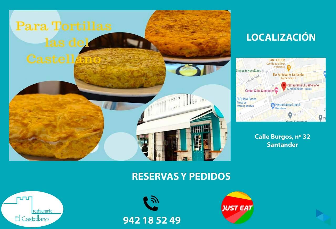 """Now in Glovo"" El Castellano Restaurant [2] [2]"