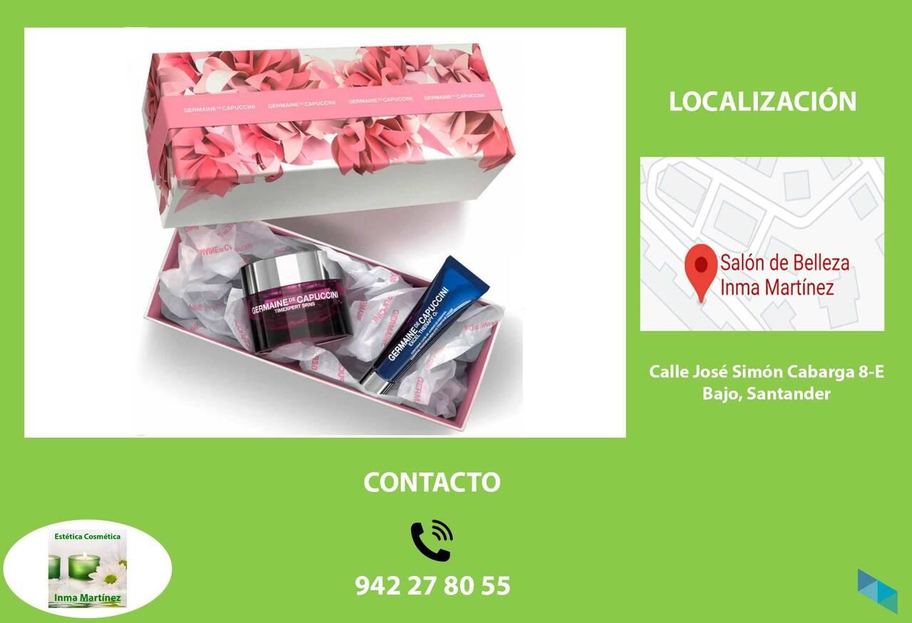 """TimeExpert White"" Inma Martinez Beauty Salon"