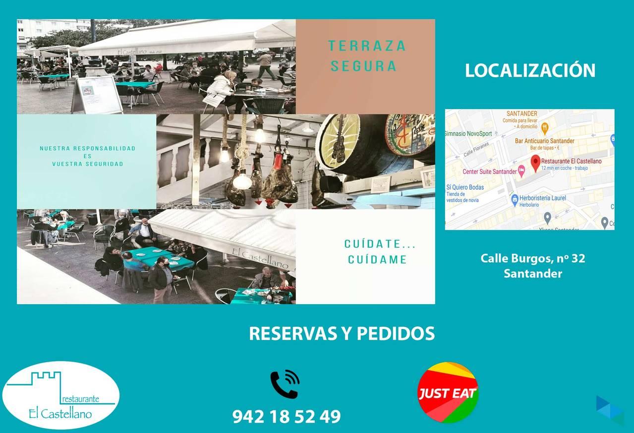 """""""Every day Cocido Montañes"""" El Castellano Restaurant [2]"""