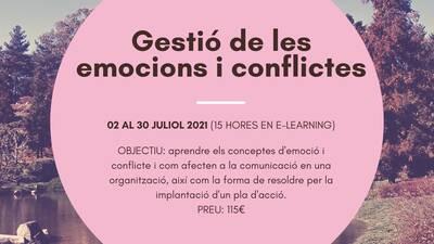 GESTIÓ DE LES EMOCIONS I CONFLICTES