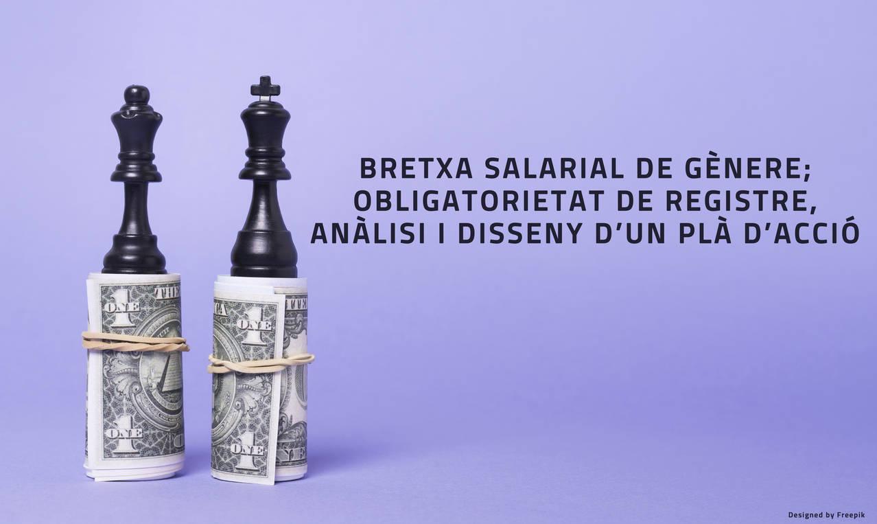 BRETXA SALARIAL DE GÈNERE - AULA VIRTUAL