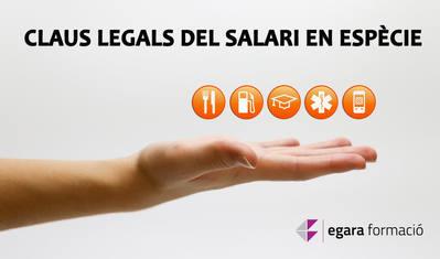 CLAUS LEGALS DEL SALARI EN ESPÈCIE