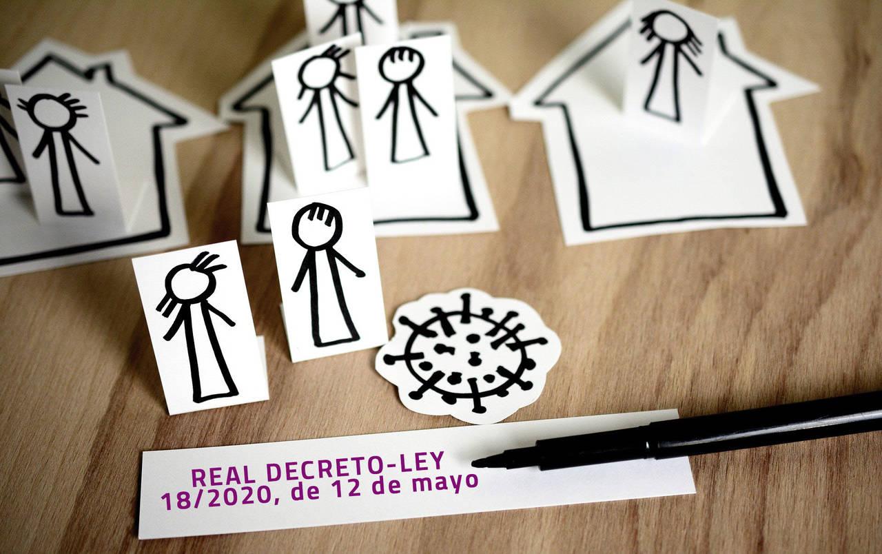 ANÀLISIS DEL RD 18/2020  DE MESURES SOCIALS  I DE FLEXIBILITAT LABORAL  - AULA VIRTUAL