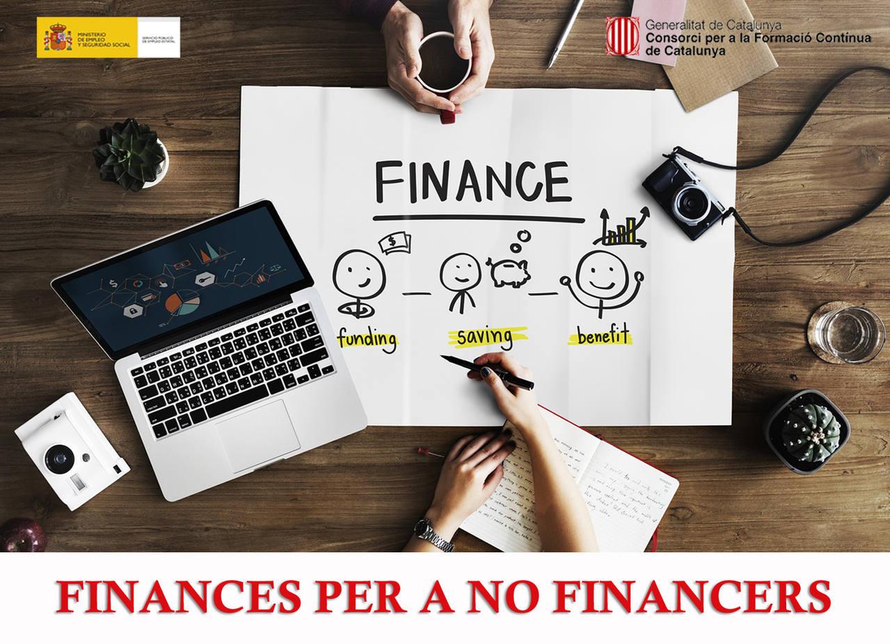 FINANCES PER A NO FINANCERS (SUBVENCIONAT)