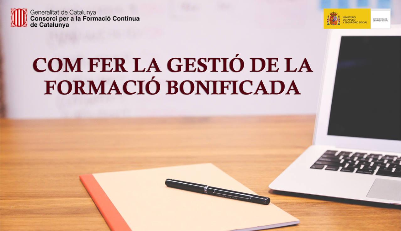 FORMACIÓ PROGRAMADA PER LES EMPRESES
