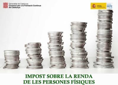 IMPOST SOBRE LA RENDA DE LES PERSONES FÍSIQUES – IRPF (SUBVENCIONAT)