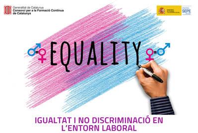 IGUALDAD Y NO DISCRIMINACIÓN EN EL ENTORNO LABORAL (SUBVENCIONADO)