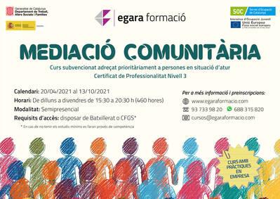 MEDIACIÓ COMUNITÀRIA (SUBVENCIONAT)