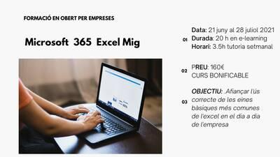 MICROSOFT 365. EXCEL MIG