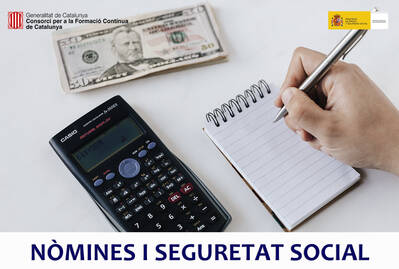 NÒMINES I SEGURETAT SOCIAL (SUBVENCIONAT)