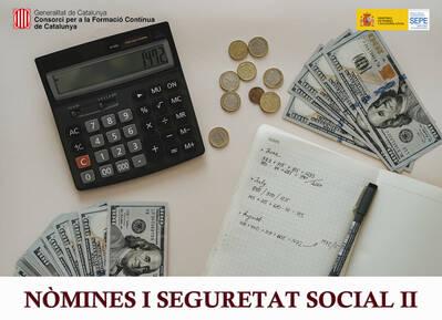 NÒMINES I SEGURETAT SOCIAL II (SUBVENCIONAT)