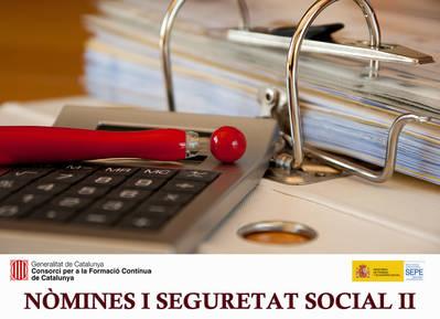 NÓMINAS Y SEGURIDAD SOCIAL II (SUBVENCIONADO)