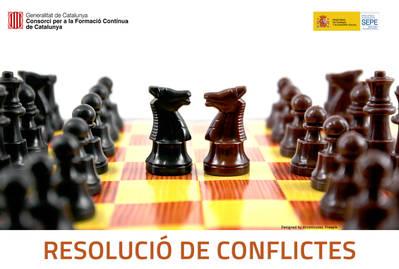 RESOLUCIÓN DE CONFLICTOS (SUBVENCIONADO)