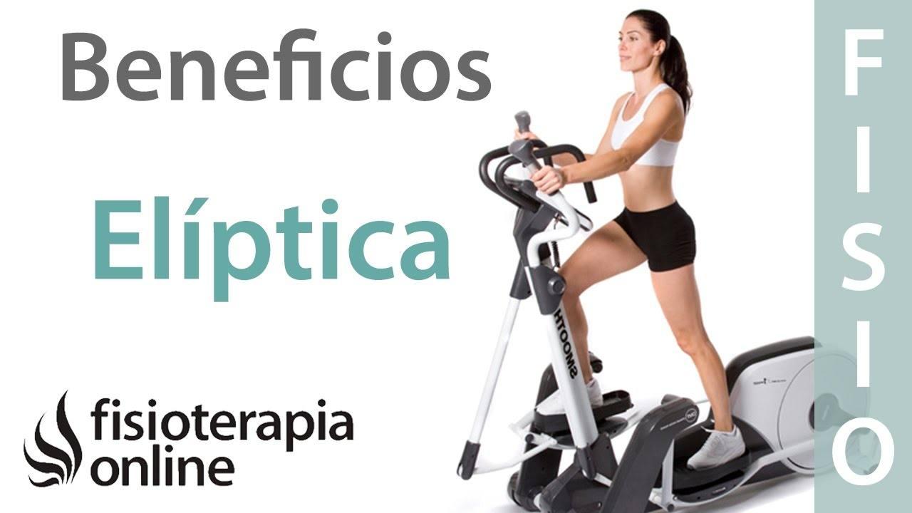 Bicicleta el·líptica - Virtuts i beneficis per a la salut
