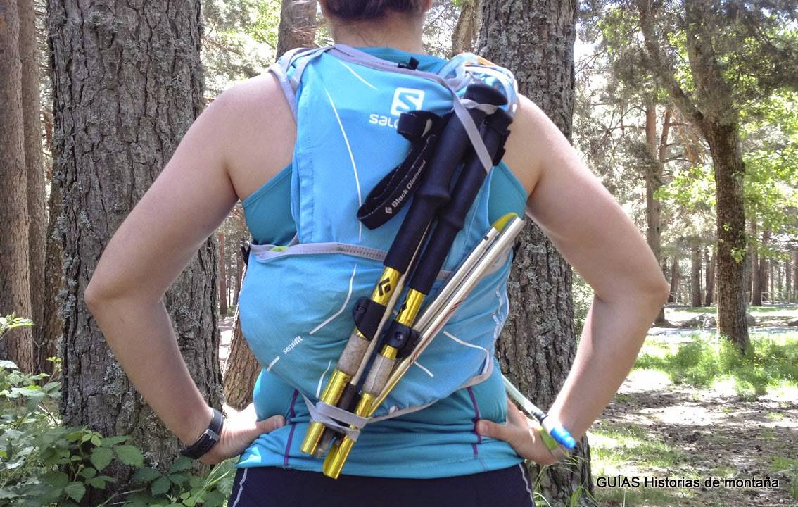 How to adjust your backpack for running