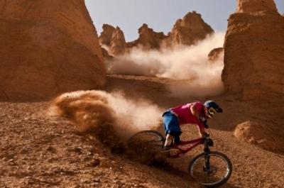 Extreme Downhill MTB