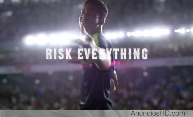 Nike Football: Winner Stays. ft Neymar, Iniesta, Pique & more