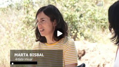 """""""Art, paisatge i ficció"""", amb Diana Padron, Marta Bisbal Torres i Albert Gusi"""