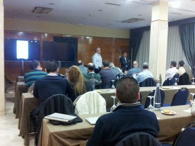 Presentación Reskyt en Valladolid