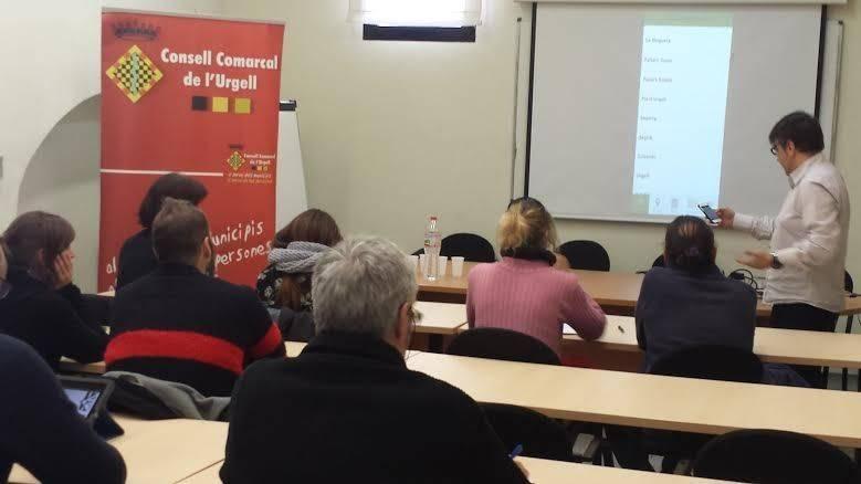 presentation tarrega the food planning and app you