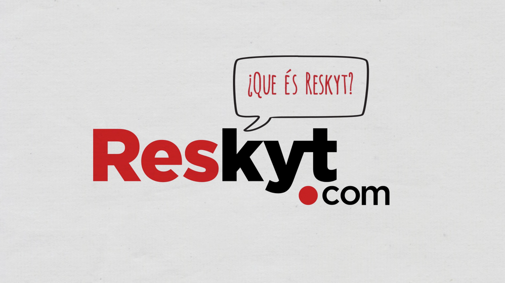Video promocional de Reskyt