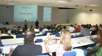 Presentación Reskyt en las oficinas de Palau
