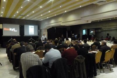 Presentación Reskyt en Sevilla