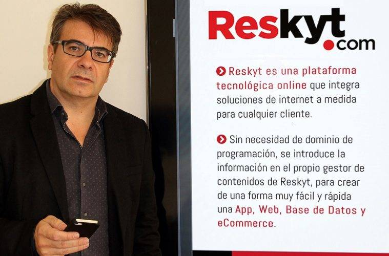 The Madrid edition of 2016 eAwards Reskyt crowned as the best agency creating apps by Spain.