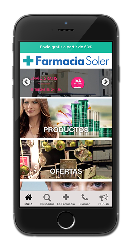 Soler pharmacy already has its App with Reskyt