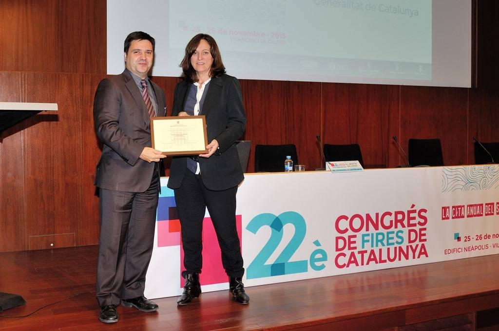 La App Fira Mollerussa (App creada con la plataforma Reskyt) recibió una mención especial a los XI premios de innovación de las ferias de Cataluña.